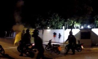 Τελειώνει η πλακίτσα με τον «Ρουβίκωνα» – Στέιτ Ντιπάρτμεντ: «Οι δράστες θα οδηγηθούν στη Δικαιοσύνη»