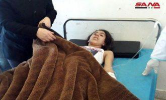 Οι τζιχαντιστές βομβαρδίζουν εδώ και δύο ημέρες την ελληνική πόλη Σελευκόβηλο στη Συρία