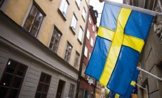 Η Σουηδία ξεμένει από μετρητά