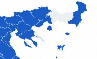 Κινδυνεύει η Θράκη να γίνει Κόσοβο; Δείτε την αλήθεια πίσω από τον χάρτη