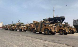 Ο Γερμανός ΥΠΕΞ ζητεί να κατονομαστούν οι χώρες που παραβιάζουν το εμπάργκο όπλων στη Λιβύη