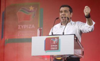 Τσίπρας από Θεσσαλονίκη: Θα χάσουν οι πατριδοκάπηλοι και οι έμποροι του έθνους