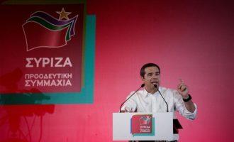 Τσίπρας: Ο Μητσοτάκης επέλεξε το ψέμα και το διχασμό για να υπονομεύσει την ανάκαμψη