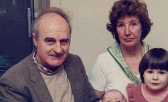 85χρονη ανακάλυψε μετά από 70 χρόνια γάμου ότι ο άντρας της ήταν κατάσκοπος