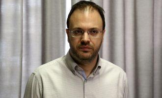 Θεοχαρόπουλος: Το ακραίο νεοφιλελεύθερο πρόγραμμα της ΝΔ θα γυρίσει την Ελλάδα πίσω