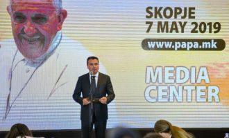 Ζόραν Ζάεφ: Η Βόρεια Μακεδονία είναι μια πολυεθνοτική κοινωνία όπου όλοι ζούμε αρμονικά