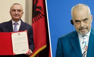 Αλβανία: Ο Ράμα «πέρασε» την πρόταση μομφής κατά του Ιλίρ Μέτα που βρίσκεται υπό καθαίρεση