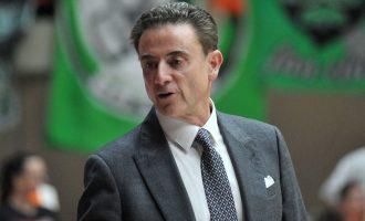 Ο προπονητής του Παναθηναϊκού Ρικ Πιτίνο θέλει να επιστρέψει ο Ολυμπιακός στην Α1