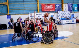 Οι πρωταθλητές της ΟΣΕΚΑ – Σε πανηγυρικό κλίμα το Final Four του μπάσκετ με αμαξίδιο με μεγάλο χορηγό τον ΟΠΑΠ