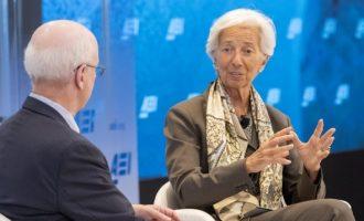 Βόμβες Λαγκάρντ για τουρκική οικονομία: Ο Ερντογάν πρέπει να ξαναφωνάξει το ΔΝΤ