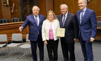 Άρση του εμπάργκο όπλων στην Κύπρο αποφάσισε η ολομέλεια της Αμερικανικής Γερουσίας