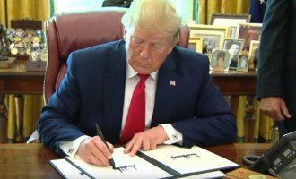 «Οι νέες κυρώσεις των ΗΠΑ κλείνουν αμετάκλητα την οδό της διπλωματίας με το Ιράν»