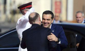 Στη Μάλτα ο Τσίπρας: Θα θέσει τις τουρκικές προκλήσεις στους ηγέτες του Νότου