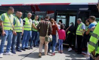 Η Γαλλία απέλασε στην Αλβανία 50 Αλβανούς που είχαν ζητήσει πολιτικό άσυλο