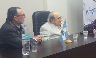 Έκκληση του Αλέκου Χατζή στους Βορειοηπειρώτες για υπερκομματικό ενιαίο δημοκρατικό μέτωπο