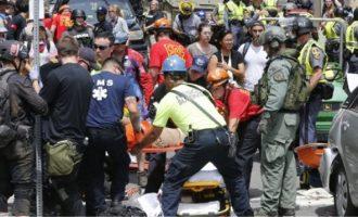 ΗΠΑ: Καταδικάστηκε σε ισόβια ο νεοναζί που παρέσυρε διαδηλωτές στη Βιρτζίνια