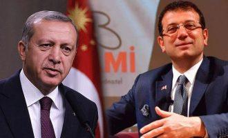 Γερμανική εφημερίδα προσπαθεί να εξηγήσει γιατί ο Ερντογάν κατηγορεί ως «Έλληνα» τον Ιμάμογλου