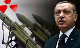 Eρντογάν για S-400: Δεν έχω υπόψιν μου κάτι για αμερικανικές κυρώσεις