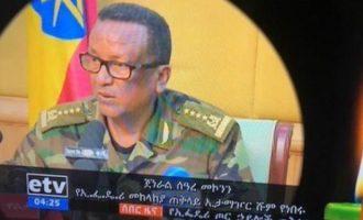 Αποτυχημένη απόπειρα πραξικοπήματος στην Αιθιοπία – Νεκρός ο αρχηγός ΓΕΕΘΑ