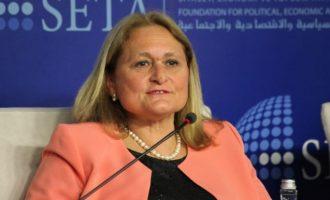 «Χολή» από την Ατεσόγλου Γκιουνέι: Οι ΗΠΑ ενδυναμώνουν Κύπρο, Ελλάδα και Ισραήλ