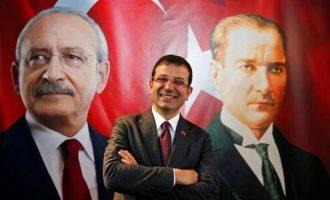 Ο Ιμάμογλου είναι ένας κεμαλιστής – Δεν αλλάζει κάτι στην εξωτερική πολιτική της Τουρκίας