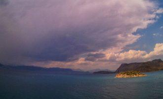 Άστατος ο καιρός την Τετάρτη με βροχές και καταιγίδες