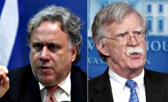 Κατρούγκαλος και Μπόλτον μίλησαν στο τηλέφωνο για την τουρκική εισβολή στην ΑΟΖ