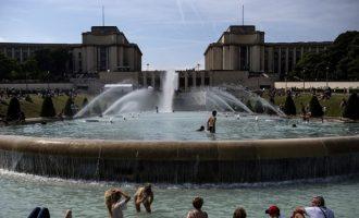 «Kαίγεται η Ευρώπη»: Στους 40 βαθμούς ο υδράργυρος – Επτά νεκροί