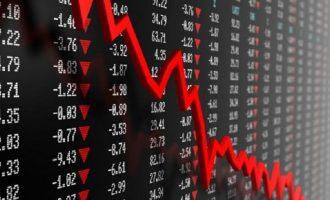«Βουτιά» έκανε το Χρηματιστήριο – «Γκρεμίστηκαν» οι τράπεζες σχεδόν στο -8%