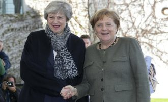 Τo ξέκοψε η Μέρκελ: Καμία επαναδιαπραγμάτευση της συμφωνίας για το Brexit