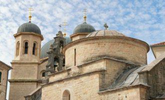 Το Μαυροβούνιο θέλει αυτοκέφαλη Εκκλησία και όχι να είναι υπό τη Σερβία