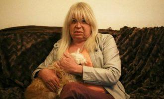 Πάολα Ρεβενιώτη: Ούτε με βιάγκρα να μην σας κάνει κούκου όσοι ψηφίσετε Μητσοτάκη