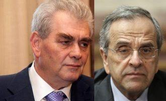 Ο Παπαγγελόπουλος «πάει» στη Δικαιοσύνη τον Σαμαρά για το «Ρασπούτιν»