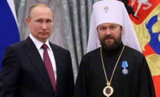 Η «τρεμούλα» του Ιλαρίωνα της Μόσχας από την εκλογή Ελπιδοφόρου στην Αμερική
