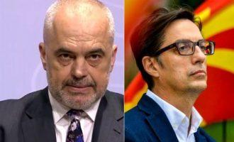 Η Αλβανία «βαρίδι» για την ένταξη της Βόρειας Μακεδονίας στην ΕΕ