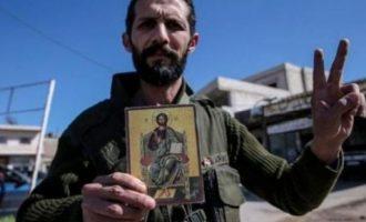 Τζιχαντιστές βομβάρδισαν ελληνική πόλη στη βορειοδυτική Συρία