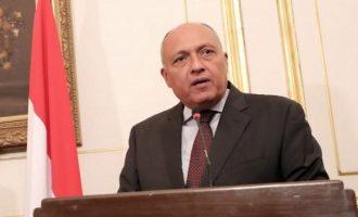 Αίγυπτος: Η Τουρκία να συμμορφωθεί με τις αποφάσεις του ΟΗΕ