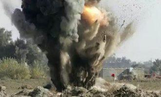 Η συριακή Αλ Κάιντα βομβάρδισε χωριό στο Χαλέπι – Δώδεκα άμαχοι νεκροί