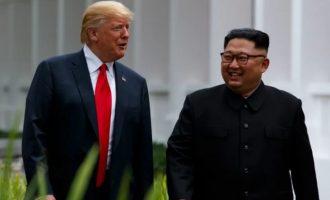 Ο Κιμ δέχθηκε να συναντήσει τον Τραμπ στα σύνορα και να ανταλλάξουν χειραψία