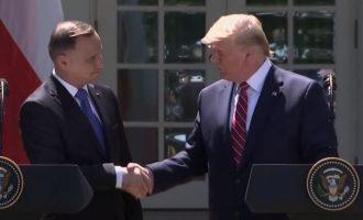 Οι ΗΠΑ θα αναπτύξουν 1.000 περισσότερους στρατιώτες στην Πολωνία
