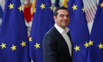 Τσίπρας: Έρχομαι απευθείας με το αεροπλάνο από τις Βρυξέλλες για να κάνουμε ντιμπέιτ