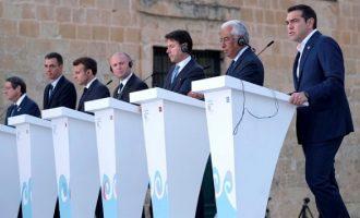 O Tσίπρας ζητά μέτρα κατά της Τουρκίας – «Οποιος δεν σέβεται το διεθνές δίκαιο θα έχει συνέπειες»