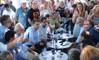 Αλέξης Τσίπρας: Κατάργηση του ΕΝΦΙΑ σε νησιά έως 1.000 κατοίκων