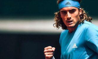 Τσιτσιπάς: «Ελπίζω ότι θα είμαι εγώ αυτός που θα ξεχωρίσει στο εφετινό Wimbledon»