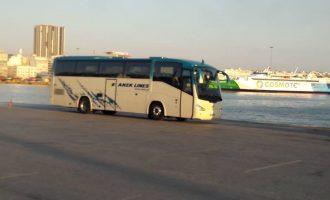 Χανιά: Εισπράκτορας κατέβασε από το λεωφορείο 15χρονο γιατί του έλειπαν 10 λεπτά για το εισιτήριο