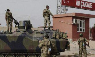 «Απαράδεκτη» μια τουρκική εισβολή στη βορειοανατολική Συρία λέει το Πεντάγωνο
