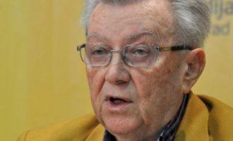 Ο πρώην πρόεδρος της Γιουγκοσλαβίας λέει γιατί επινοήθηκε το «μακεδονικό έθνος»