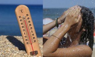 Καιρός: Από την Πέμπτη «καμίνι» η Ελλάδα – Έκτακτο δελτίο καιρού