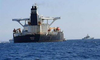 Το ιρανικό τάνκερ «Grace 1» αναχώρησε από το Γιβραλτάρ