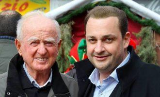 Ο πρώην δήμαρχος Ρόδου Μάνος Κόκκινος παρουσιάζει το βιβλίο του